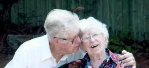 Nanny and Papa circa 2009