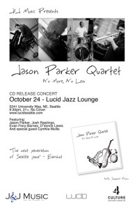 CD Release Poster