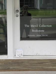 CD #53: Menil Collection Bookstore