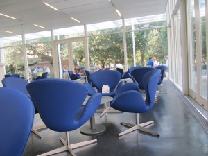 CD #55: Brochstein Pavilion @ Rice University