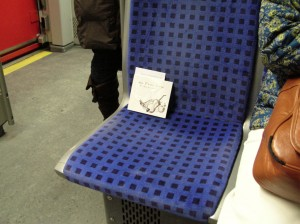 CD #80: On the train to Munich Airport