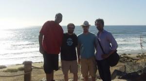 JPQ at Del Mar Beach