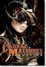 Giveaway! Carnal Machines Steampunk Erotica