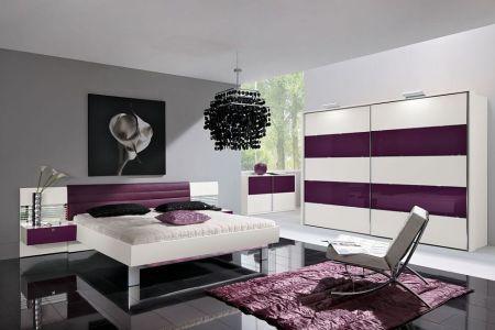 starlight von nolte delbrück schlafzimmer aubergine