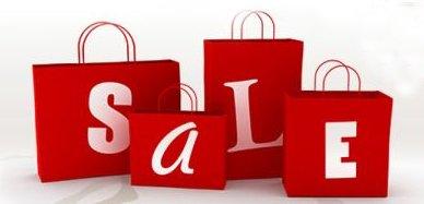 Gutscheine und Rabatte Sale foto