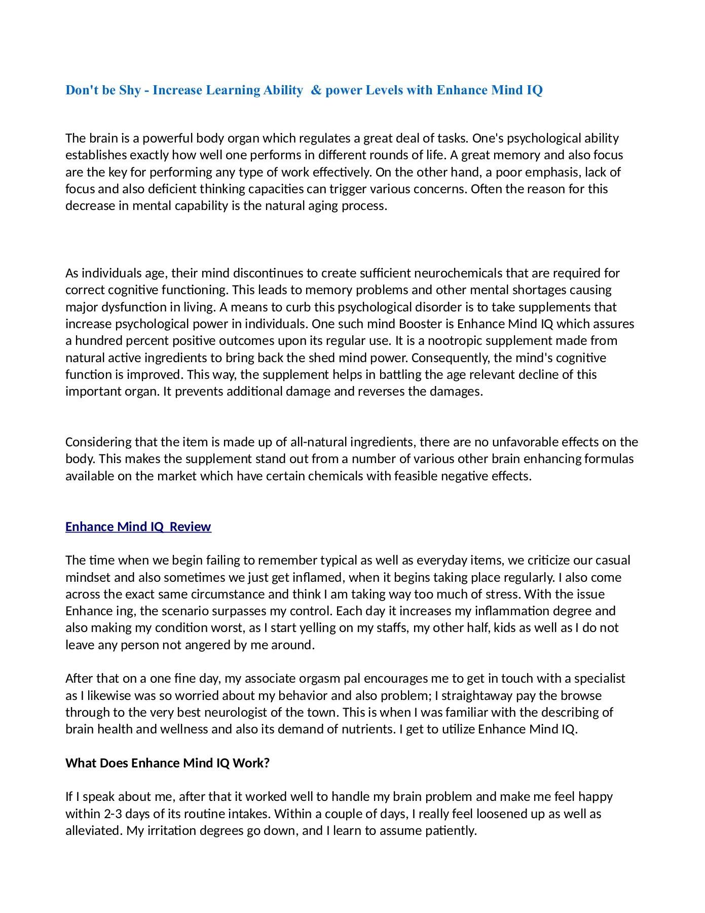 Eye Pages Text Version Pages Text Enhance Iq Customer Service Enhance Iq Website houzz-03 Enhance Mind Iq