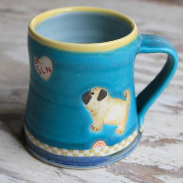 Pug Cup