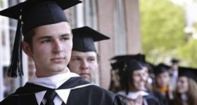 graduate procession