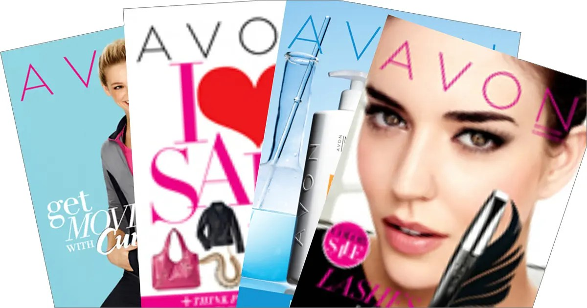 AVON SELLING TIPS  SELLING AVON WITH BROCHURES     Journey of an Avon Mom Image result for labeling avon brochures