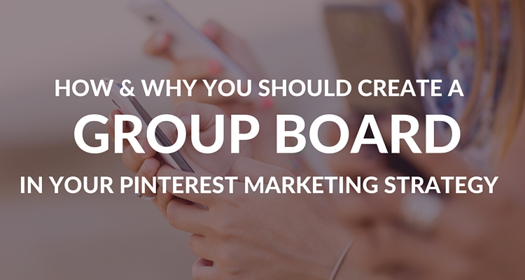 How to Set Up a Pinterest Group Board