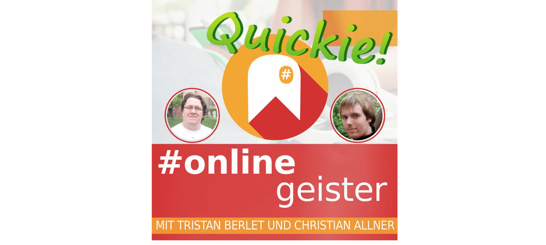 Mastodon — #Onlinegeister Quickie (Social-Media-Podcast)