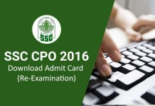 Download-SSC-CPO-Admit-Card-Call-Letter-2016-Re-Exam