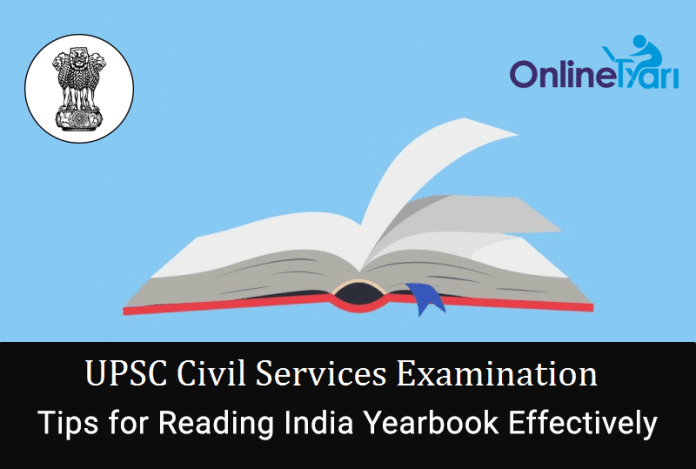 How to Read India Yearbook for UPSC Civil Services Exam Preparation