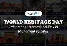 World Heritage Day Celebrating International Day of Monuments & Sites