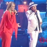 Al Bano and Romina Power Together in Concert to Moscow