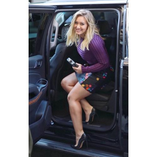 Medium Crop Of Hilary Duff Legs
