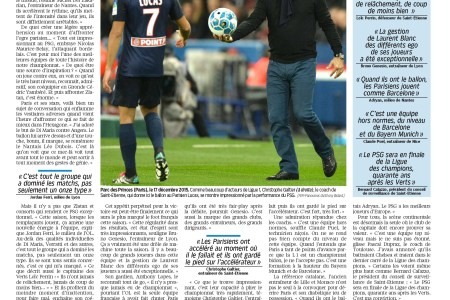 le parisien journal de paris du lundi 14 mars 2016 page 4