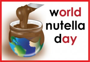 World Nutella Day #nutelladay