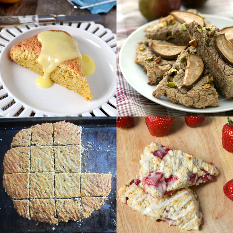 25 Gluten-Free Tea Time Recipes