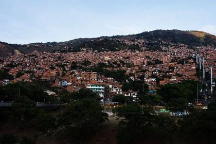 Carnet n°8 - Premiers pas en Colombie : Medellin ne nous a pas enchantée