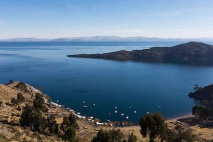 Carnet n°29 - Sur les rives du lac Titicaca : Copacabana et l´Isla del Sol