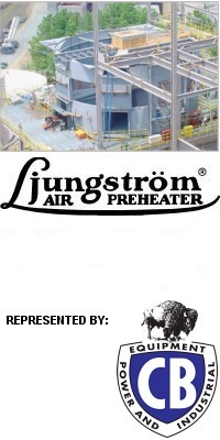 Ljungstrom-regenerative-air-preheater