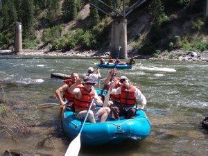 bri rafting the alberton gorge