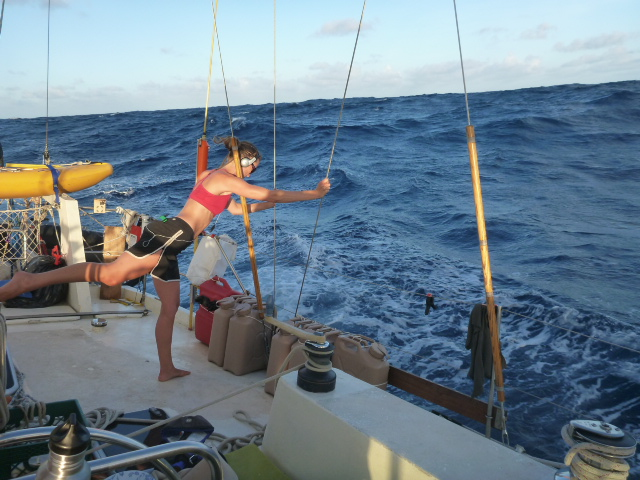 exercise sailing dance yoga on the horizon line brianna randall