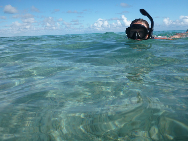 snorkeling in tuamotus, bri on the horizon line travel and sailing blog south pacific