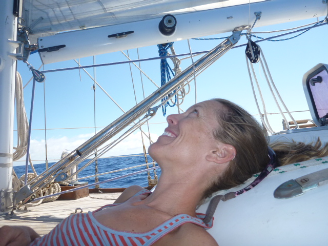 sailing blog travel south pacific on the horizon line brianna randall rob roberts