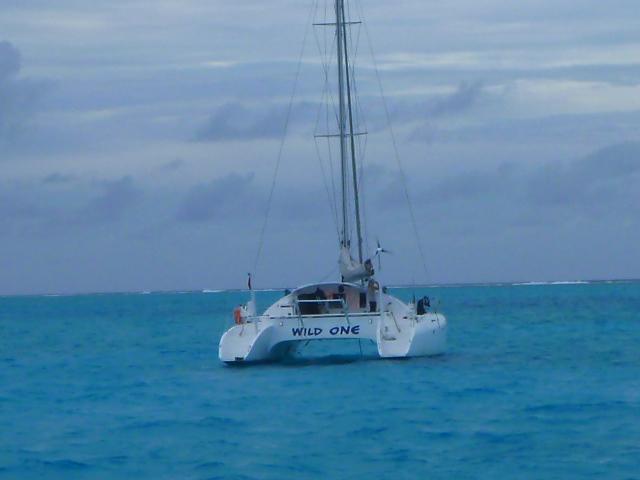 dance naked island boat sail brianna randall