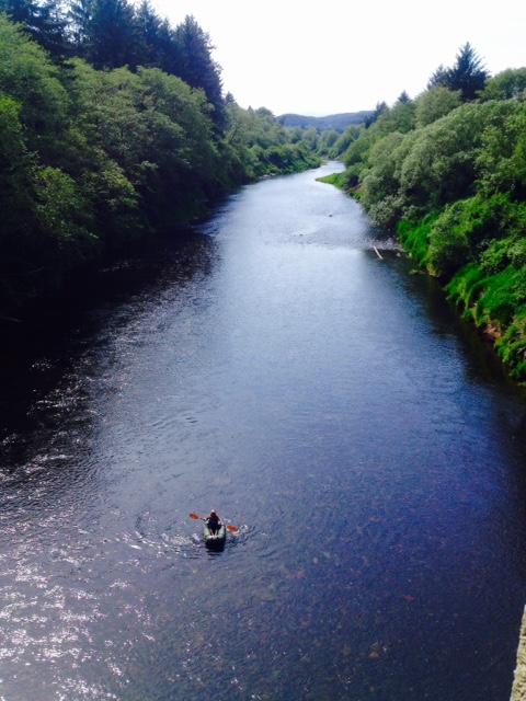 brianna randall packrafting the siletz river