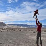 rob roberts and brianna randall - camping with a baby