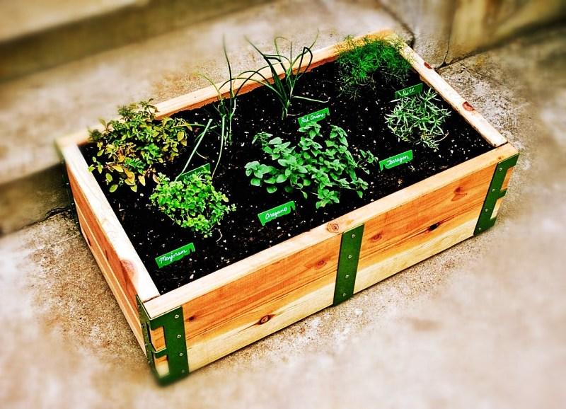 Large Of Balcony Garden Kit