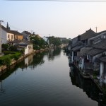 on the road to China - Tongli-2