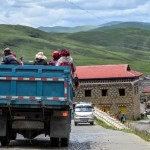 On the road to Tibet - Tagong-26