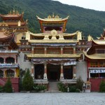 On the road to Tibet - Tagong-8