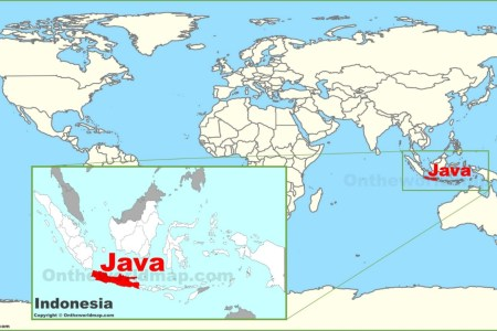 Map jva java on the world map gumiabroncs Gallery