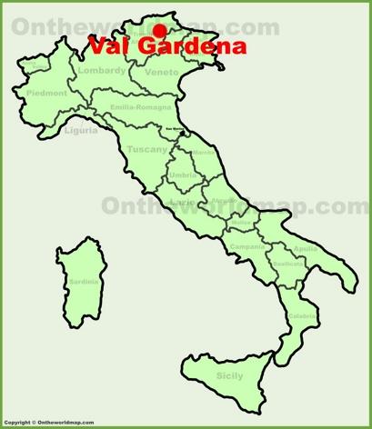 map val gardena