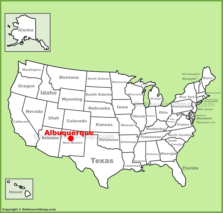 map abq