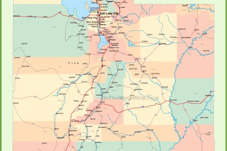 map of utah related keywords & suggestions map of utah