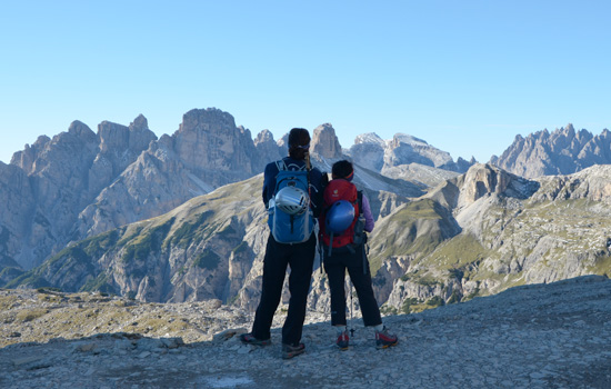 Self Guided - Cortina Dolomites Hut Trekking