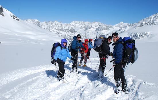 Haute Route Ski Traverse