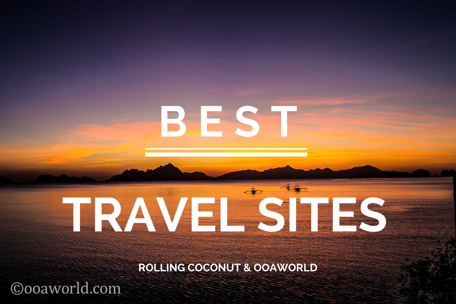 Below is a list of some of the best travel sites,  best travel blogs ...