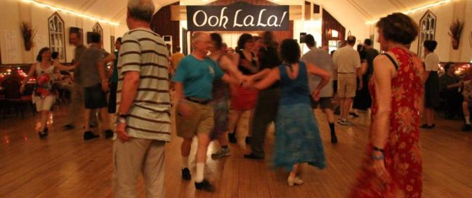 Dancers at Ooh La La - Photo by Sharon Schenkel