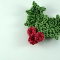 Christmas Holly Photo Tutorial