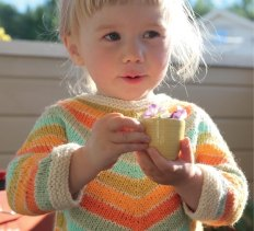 Arrow Sweater - Sweet Pickles - Book Review -