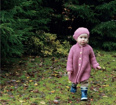 Lil Miss Coat and Hat - Sweet Pickles - Book Review -