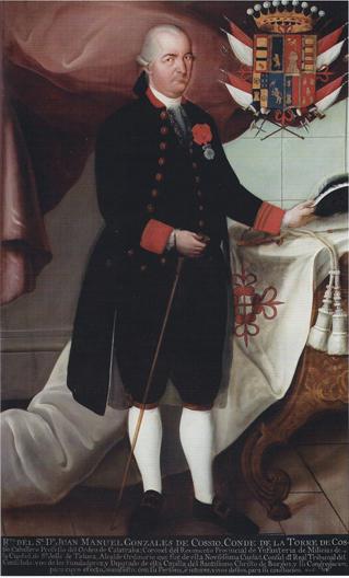 Juan Manuel González de Cosío y de la Herrán Gómez de Linares y de la Herrán