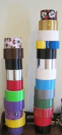Duct Tape Stash